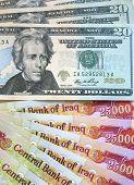 Dollar & Dinar Fusion