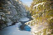 New Hampshire Snow & Creek