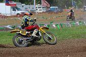 Trampas Parker Motocross