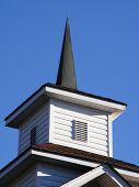 Pointed Steeple