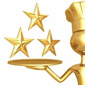 3 Sterren Restaurant Rating