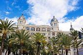 Edificio Carbonell building in Alicante, Spain