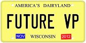 Future Vp License Plate