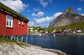 Reine On Lofoten