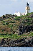 Fidra Lighthouse, Yellowcraig