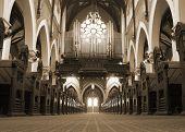 Cathedral Palace Church (Sepia)