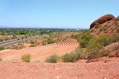 Papago Amphitheater And Scottsdale, Az