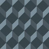 Abstract Geometric Background Seamless Pattern.
