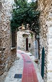 Alley In Eze