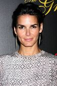 LOS ANGELES - MAY 21:  Angie Harmon arrives at the 38th Annual Gracie Awards Gala at the Beverly Hil