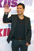 LOS ANGELES - MAY 11:  Mario Lopez arrives at the 2013 Wango Tango concert produced by KIIS-FM at th