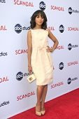 LOS ANGELES - MAY 16: Kerry Washington at the Academy of Television Arts & Sciences' Presents an Eve