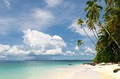 stock photo of tropical island  - tropical island  - JPG