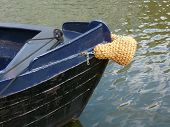 Woven Rope Boat Fender