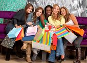 Shopping Frauen