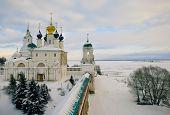 Monastery on Lake Nero