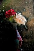 Bouquet hazy