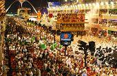 picture of brazilian carnival  - RIO DE JANEIRO  - JPG
