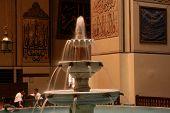 Bursa Grand Mosque Fountain