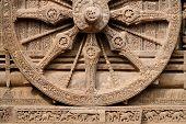 India, Konarak Temple