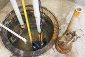Installation Of A New Sump Pump