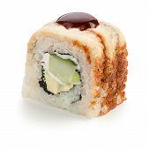 Unagi Uramaki Japanese Roll