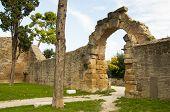 ruins of the Roman Empire