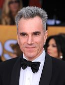 LOS ANGELES - JAN 27:  Daniel Day Lewis arrives to the SAG Awards 2013  on January 27, 2013 in Los Angeles, CA