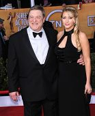 LOS ANGELES - JAN 27:  John Goodman arrives to the SAG Awards 2013  on January 27, 2013 in Los Angel