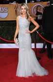 LOS ANGELES - JAN 27:  Katrina Bowden arrives to the SAG Awards 2013  on January 27, 2013 in Los Ang