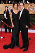 LOS ANGELES - JAN 27:  Matthew Morrison arrives to the SAG Awards 2013  on January 27, 2013 in Los A