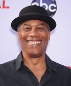 LOS ANGELES - MAY 16:  Joe Morton arrives to the