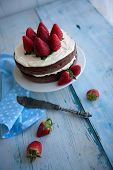 Delicate Festive Sugar-free Diet And Fruit Cake