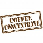 Coffee Concentrate-stamp