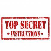 Top Secret -stamp