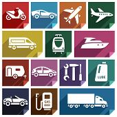 Transport flat icon-09