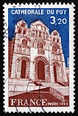 Postage Stamp France 1980 Puy Cathedral