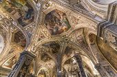The Duomo, cathedral of Amalfi, campania, Italy