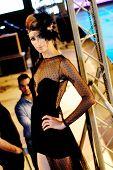 Fashion Show For Caroline Yassa Model 08 (closer)