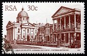 Postage Stamp South Africa 1986 Legislative Assembly Building, Pietermaritzburg
