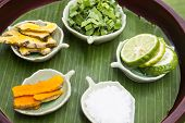 Herbal Ingredient For Spa Massage
