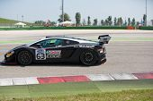 Lamborghini Gallardo Gt3 Race Car