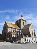17th century church Saint Nicolas at Barfleur, Cotentin peninsula, Basse-Normandie, France