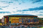 Pepsi Center In Denver, Colorado