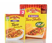 Old El Paso Taco Shells And Taco Seasoning