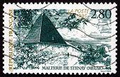 Postage Stamp France 1995 Stenay Malt Works, Meuse