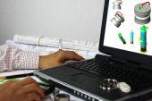 3D Modeling Of Pressure Vessel