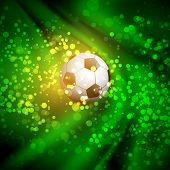 Soccer Ball for Football Design