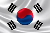 Flag Of South Korea Or Taegukgi