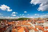 View of Prague, Czech republic